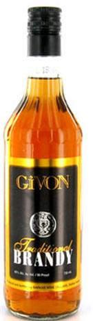 Givon Brandy Traditional VS